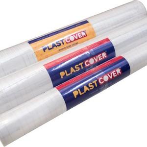 plástico adesivo transparente