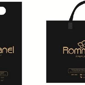 preço de sacolas plásticas personalizadas