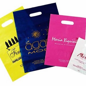 sacolas de plástico personalizadas